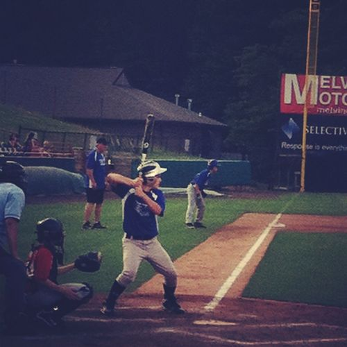 Baseball #tbt
