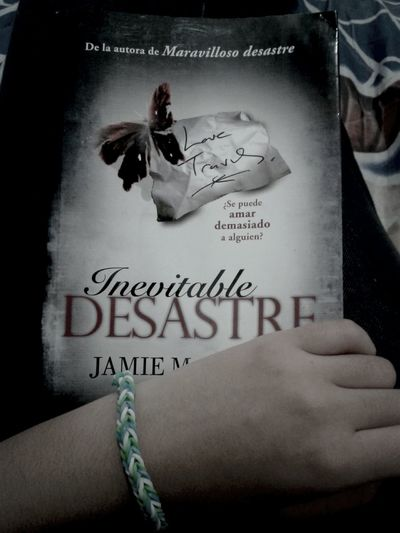 El mejor libro❤? BeautifulDisaster Walkingdisaster  JamieMcGuire Book