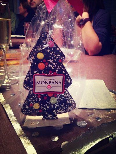 Sapin De Noël Chocolat Trop Bon Cette Merde