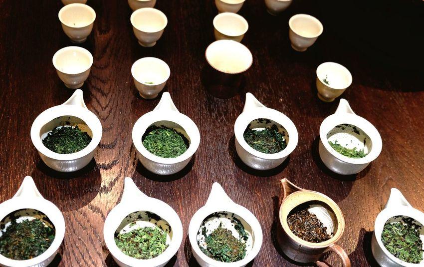 Tea tasting High Angle View Food And Drink Indoors  Table Tea Tea Time Teatime Tea Tasting Tastings Tasting Tea Teapot Teacups TeaCup