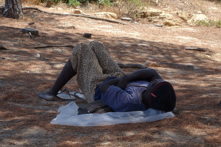 Snap A Stranger Sleeping Man Sleeping Boy Under The Tree Loneliness The Week On EyeEm