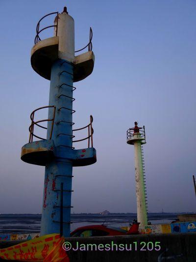 Taiwan Lukang Light Lighthouse