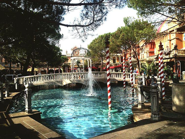 Allemagne Europapark Venise