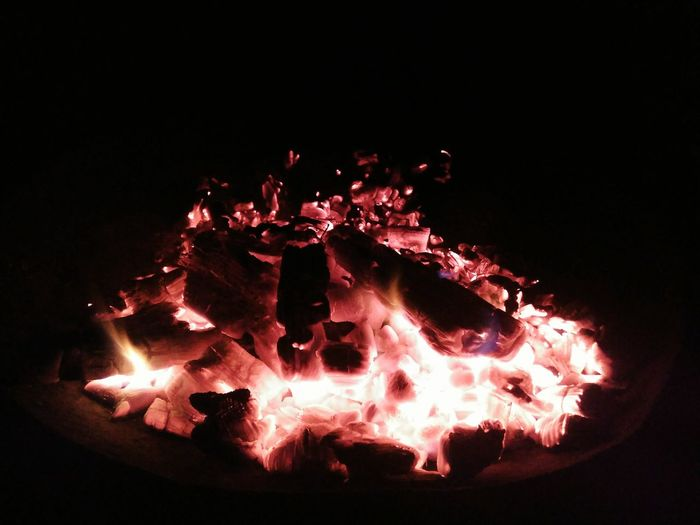 Outdoors Flame Night Grilled Potato Desi Barbique First Eyeem Photo