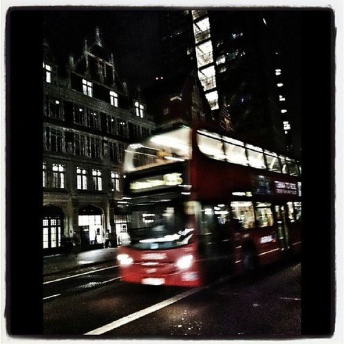 Londonlife London_only London Iglondon bus night photo photos pic pics picture pictures snapshot instagood picoftheday photooftheday all_shots exposure composition focus capture moment blur ig_captures latergram webstagram phototoaster