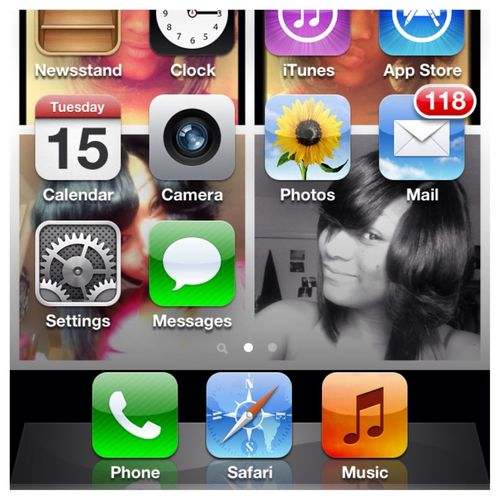 My phone is getting no love right now -__-