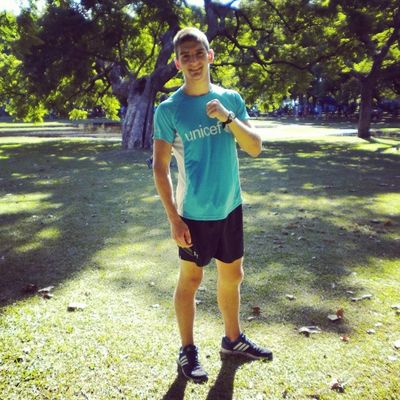 Carrera Unicef 10k Como amo correr! Love Running