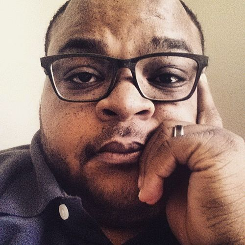 Selfie in deep thought Thinking Plotting Strategizing on how the break free of Complacency