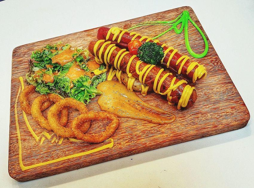 Food Foodporn Foodphotography Sausage Yummy