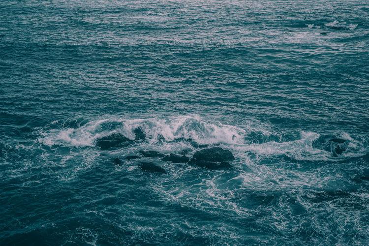 AMPt_community Japan Shootermag Sony EyeEm Best Shots EyeEm Selects Wave Water Blue Sea Seascape Splashing Ocean Ocean View