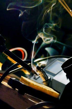 Colors Mechatronics Smoke
