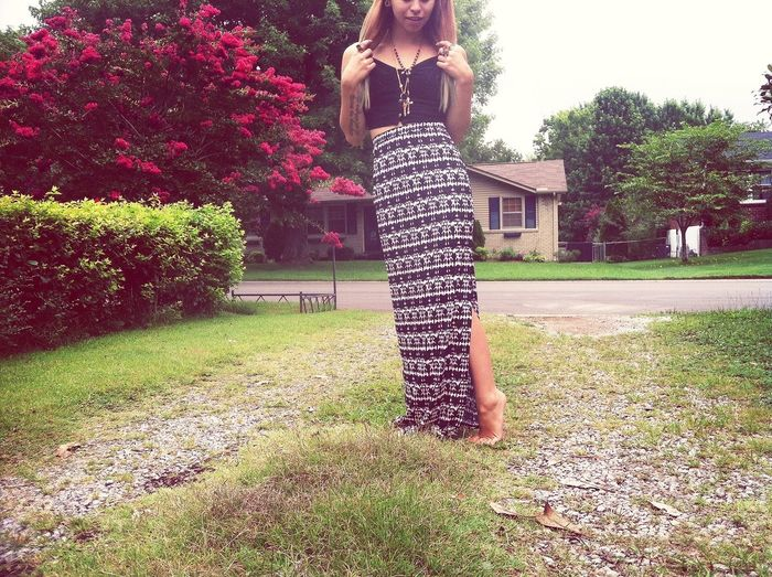 Bemo Hippie Outfit #OOTD Clothing