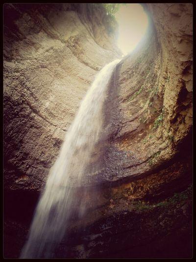 Чегемские водопады...