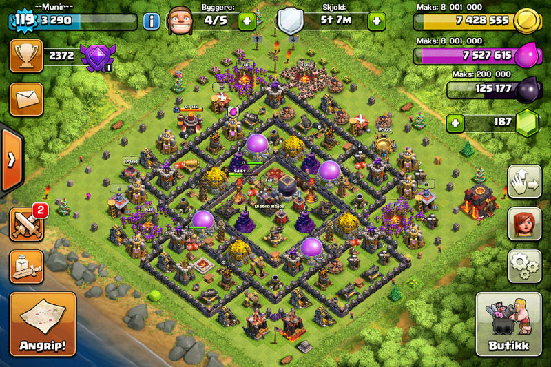 Clash Of Clans Clashofclans Clash Loots Playing Games Videogames