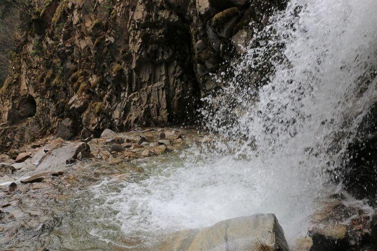 Lower Reid Falls, Skagway, Alaska Motion Rock Water Solid Rock - Object Beauty In Nature Power No People Nature Power In Nature Sea Flowing Water Day Scenics - Nature Long Exposure Rock Formation Sport Splashing Breaking Hitting Outdoors Flowing Waterfall Skagway Alaska