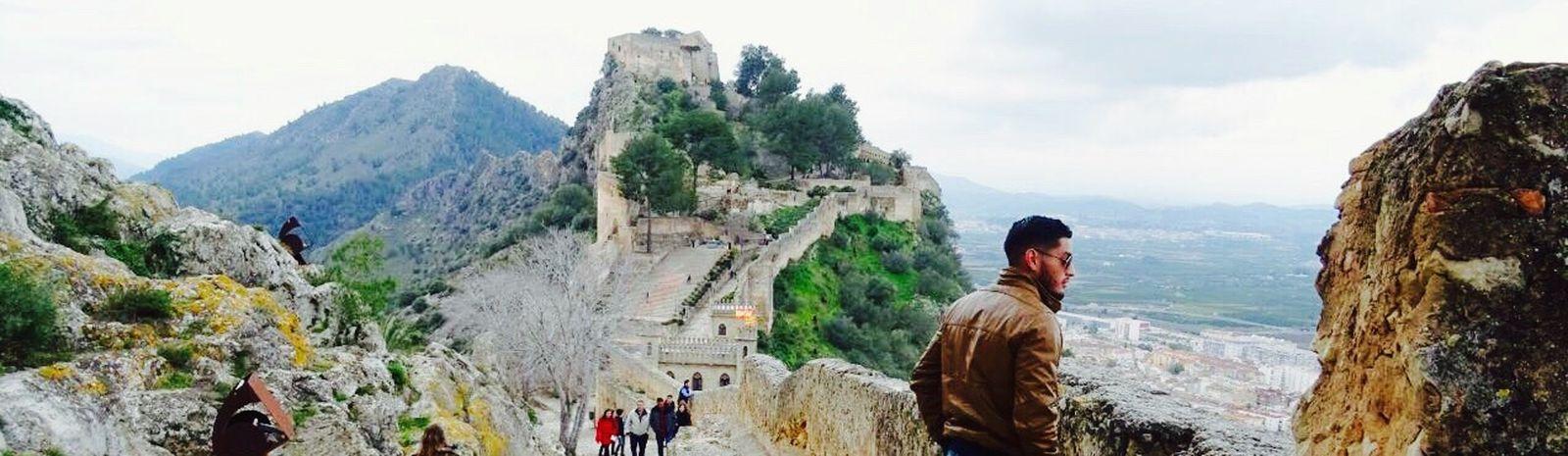 Los únicos muros están en tu mente Xativa València SPAIN Mountain Beauty In Nature Wall Nature Adventure Outdoors Photography