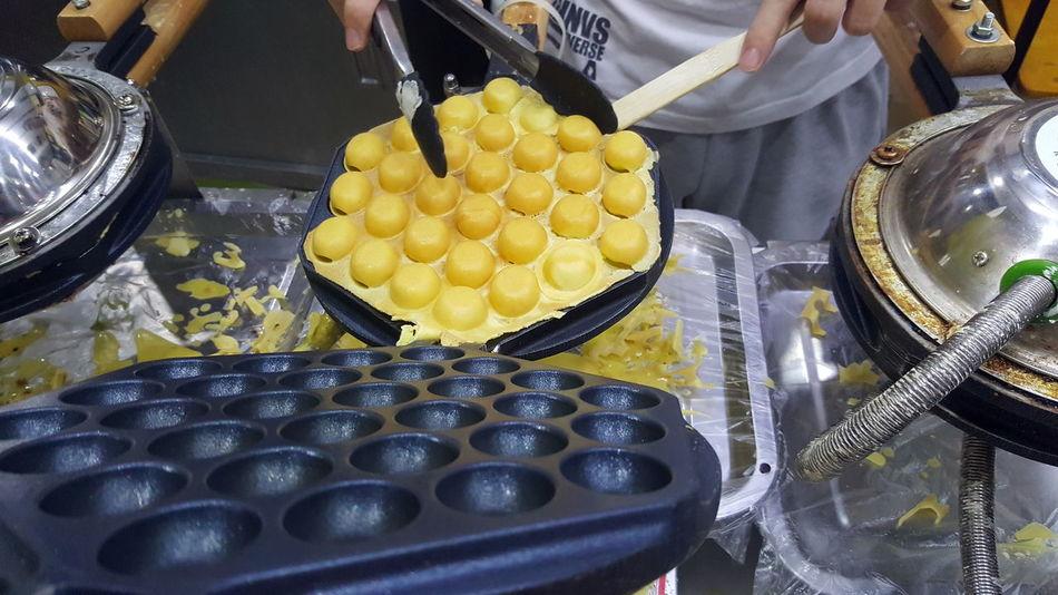 Eggs SHape Pancake Snack Egg Shaped Food Food Preparation Pancakes