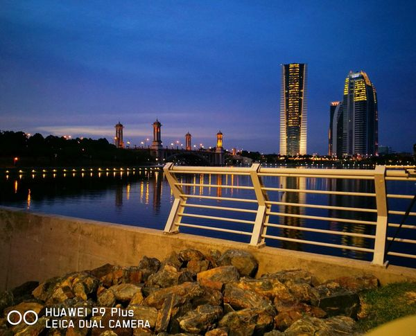 Huawei P9 Plus Huaweimobilemy Huaweimobileapac Putrajaya International Convention Centre HuaweiP9Photography Huaweiphotography Huaweip9my HuaweiP9plus Sunset Putrajaya Lowlight Night View