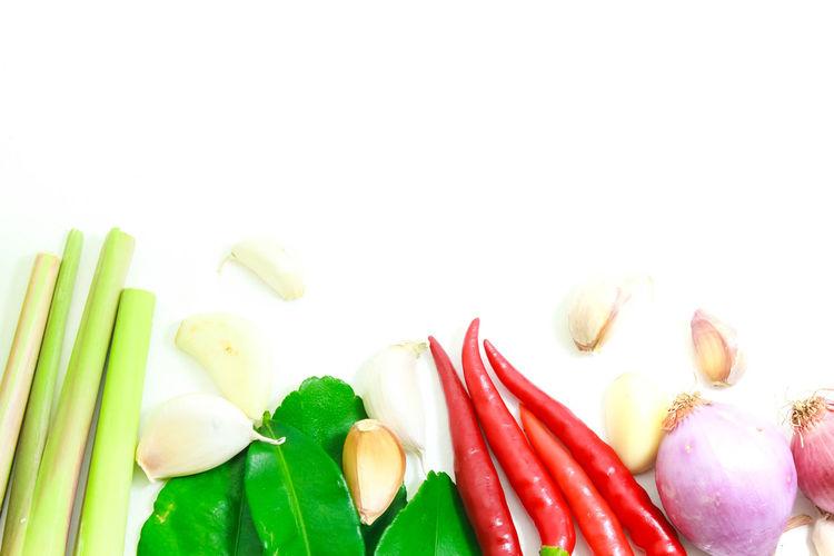 Spices, Tom Yum