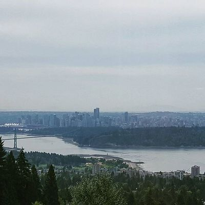 Best city in the world Vancouver Lionsgatebridgevancouver Stanleypark  Westvan Westvancouver Vancitybuzz Vancityhype @imagesofcanada