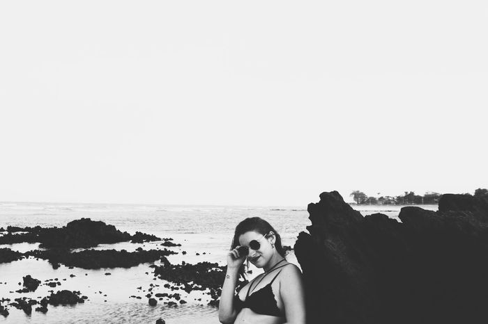 Monochrome Photography Beach Boudoir Mermaid First Eyeem Photo
