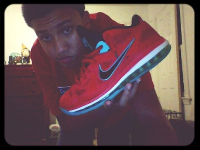 me and my Lebrons ^^^^^