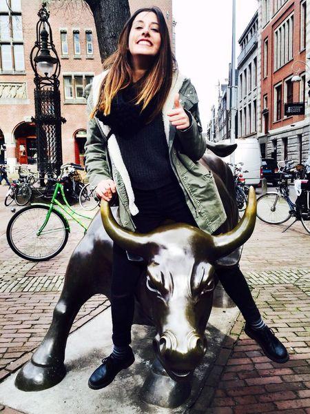 imbarazzante💜 con Chiara Sciuto in Amsterdam , Netherlands