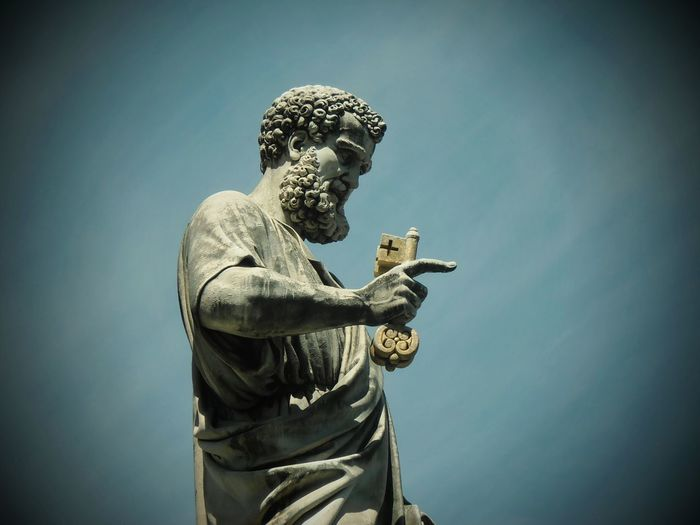 Italy❤️ Taking Photos Mobilephotography Last Course Trip San Pablo Vaticano Rome