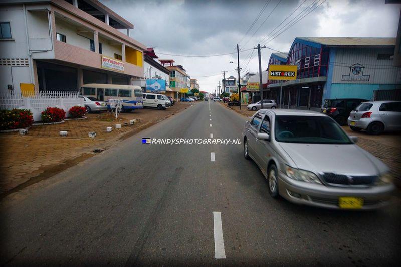 Jozef Israëlstraat, Paramaribo Suriname SLR Holiday Holidaypic Randysphotography.nl The Tourist