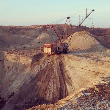 добычаугля уголь райчихинск экскаватор