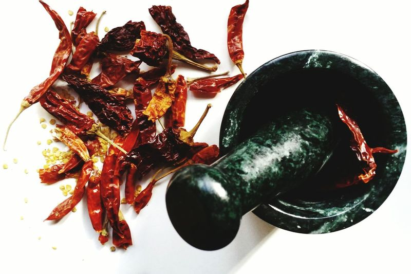OpenEdit Dried Chillies Redchillies Justindianthings India Indian Spices Spices Asian Spices Hot Spices Mortar And Pestle