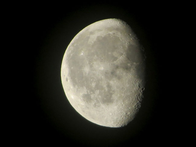 Moon Faces Chihuahua, Mexico Leo Sáenz Astronomy Beauty In Nature Clear Sky Half Moon Moon Moon Surface Nature Night No People Planetary Moon Scenics Sky Space