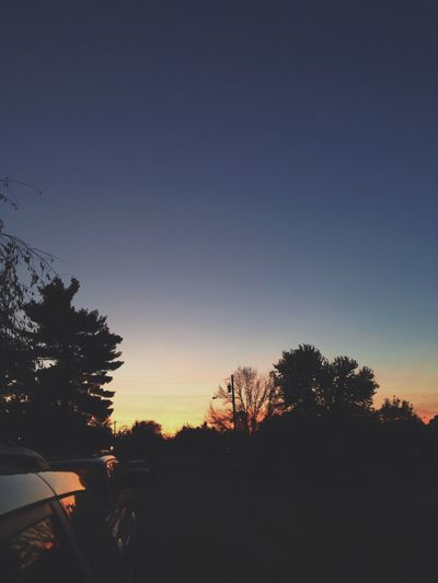 Sunset First Eyeem Photo