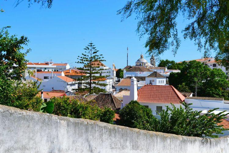 Residential buildings in portugal
