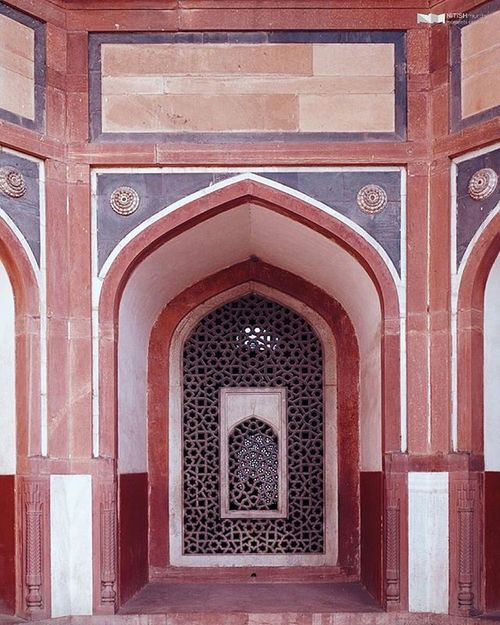 Intricate Design Window HyumayunsTomb Agra Delhi Nexus6P HDR Nexus6pphotography VSCO Vscocam Heritagesite Symmetry Architecture