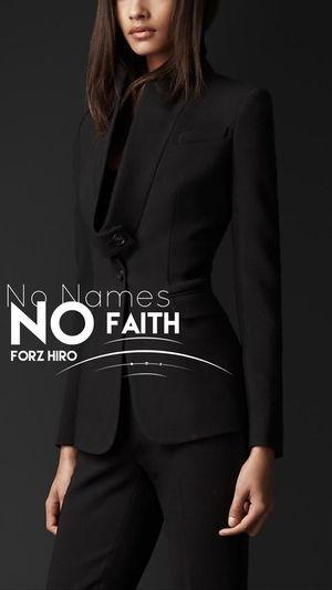 No Names . No Faith Dancers Dance Dancing Forzdancers Like Followback Forzhiro