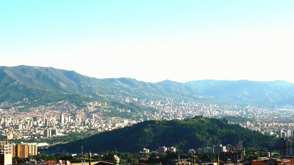 medellin in daylight Urban Landscape Medellín Colombia Galaxycamera Farview Urban