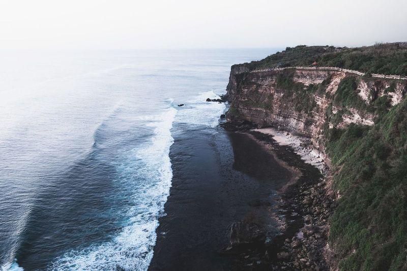 Cliffs always