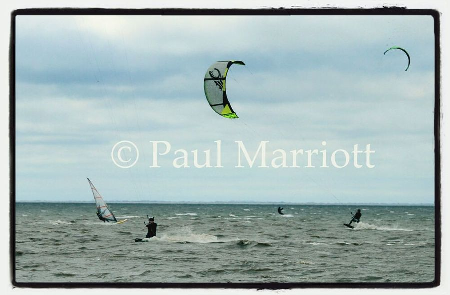 wind lovers #windsurfing #kitesurfing Being A Beach Bum Sea Surfing