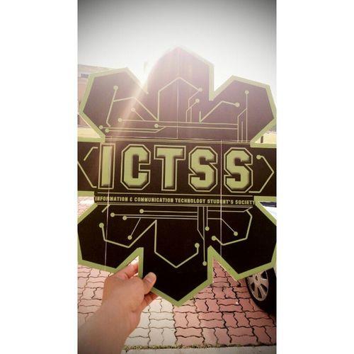 Ict student society hehe Sepetang