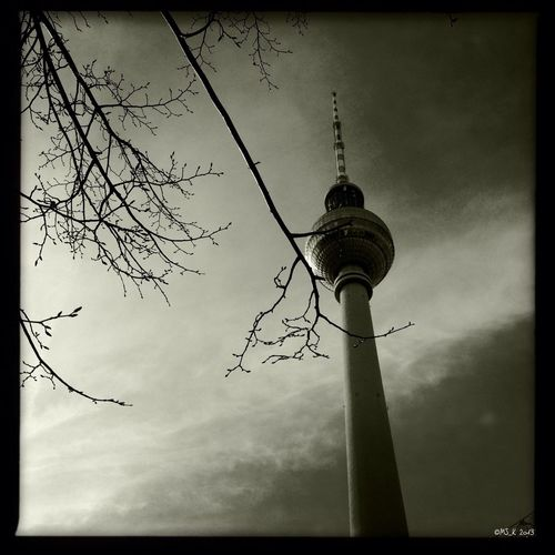 How to touch the sky Blackandwhite The Good Life In Love With Berlin