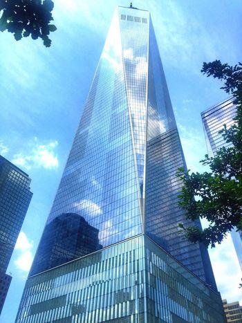 One World Trade Center EyeEmNewHere Newyorkcity EyeEmNewHere