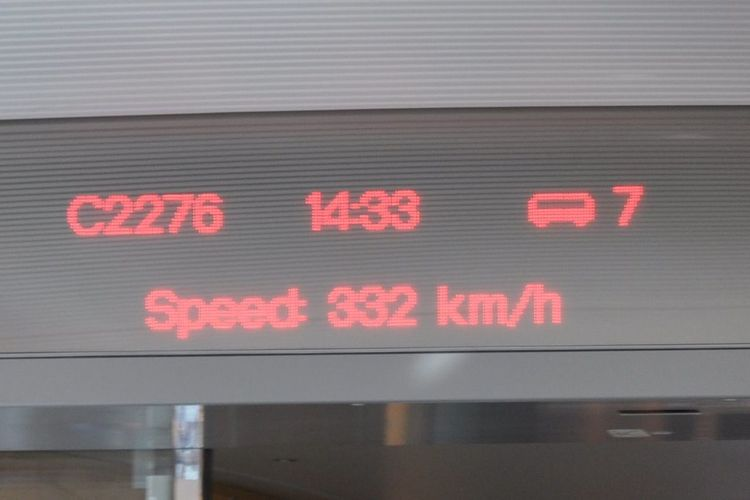 China Railway China Railway High CRH Highspeed Indoors  Railway Speed
