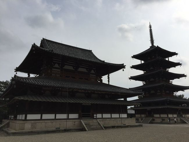 聖徳太子 Nara Japan 法隆寺 寺 奈良 Japanese Temple