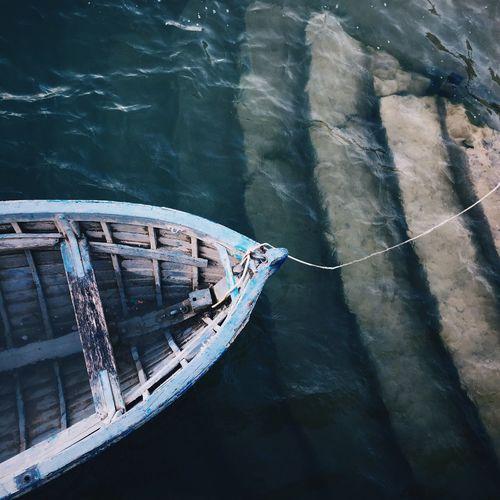 Alone pier...