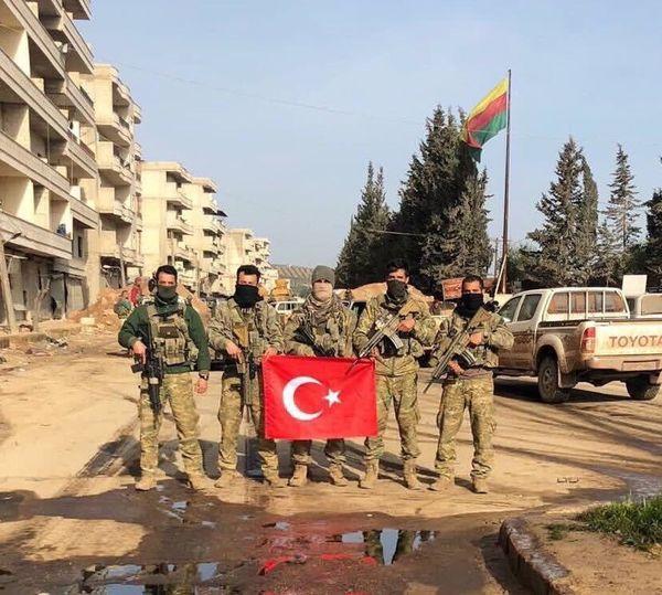 İŞTE BENİM ASKERLERİM Tsk Afrin Afrinoperasyonu TBT  Türkbayrağı Bayrak Türkiye
