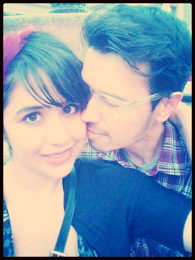 So in love..