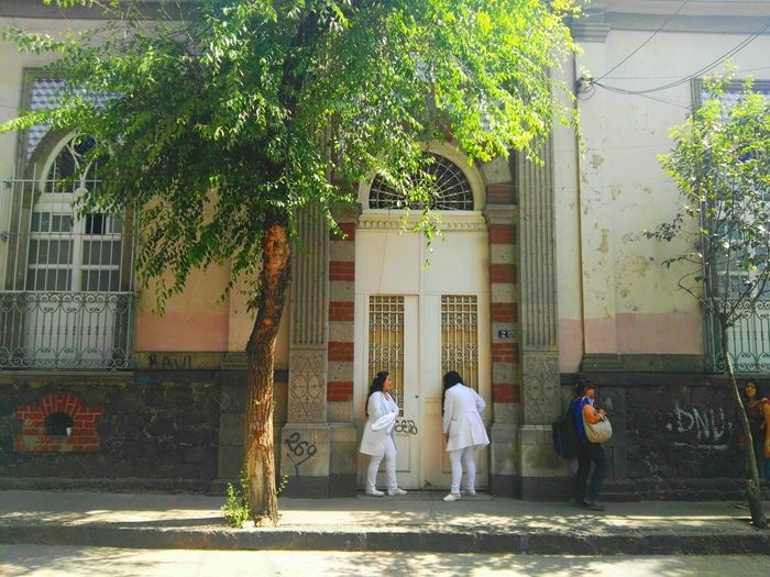 The Street Photographer - 2017 EyeEm Awards Architecture Mexico City Mexicourbano Mexico Building Exterior Oldhouses Tlalpan Old Houses