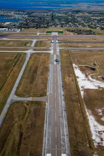 Flying over Sanford Airport Check This Out Aerial Shot Aerial Photography Photography Traveling Photographer Taking Photos Florida Life ILoveMyJob Nikonphotography Aviation Flying Aerial View Airport Runway Photo Florida Sanford Flight Aerial Helicopter Blue Sky Aviationphotography Airplane Motion