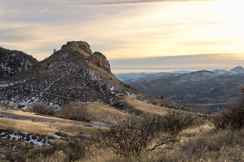 Beautiful Eagles Nest trail Mountains And Sky Landscape_photography Naturelovers Golden Hour Fort Collins Landscape_lovers EyeEm Selects Sky Mountain Beauty In Nature Scenics - Nature Tranquil Scene Tranquility Cloud - Sky Mountain Range Winter Nature Landscape Idyllic Outdoors My Best Photo